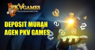 DEPOSIT MURAH PKV GAMES