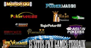 15 SITUS PKV GAMES ONLINE TERBAIK