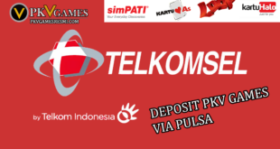 DEPOSIT VIA PULSA PKV GAMES